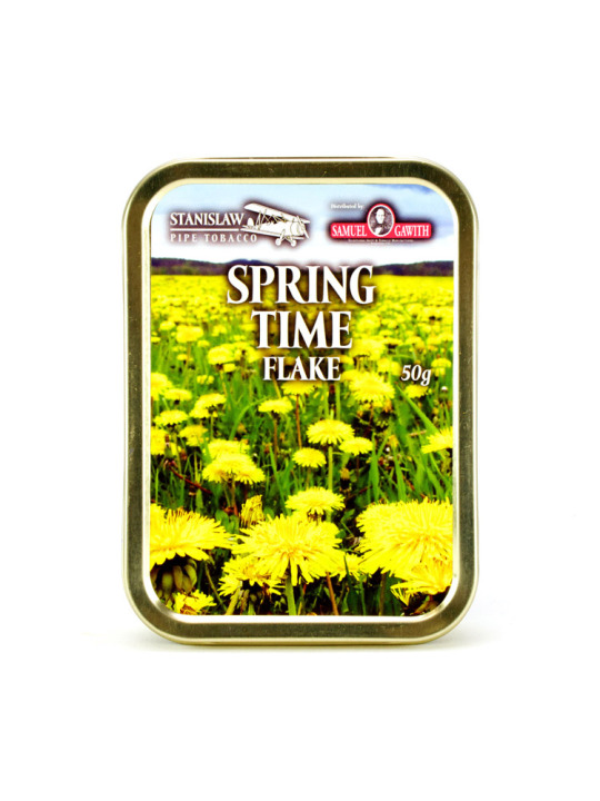 samuel-gawith-spring-time-flake-pipe-tobacco-50g